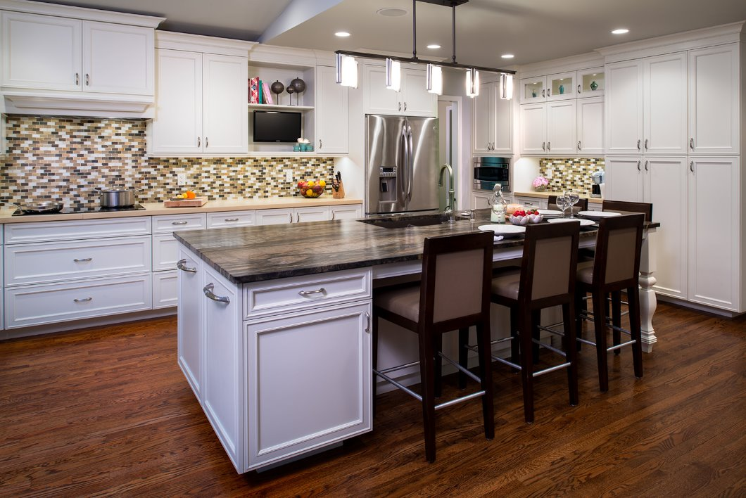 Westchester kitchen remodeling sunrise building remodeling for Kitchen improvements